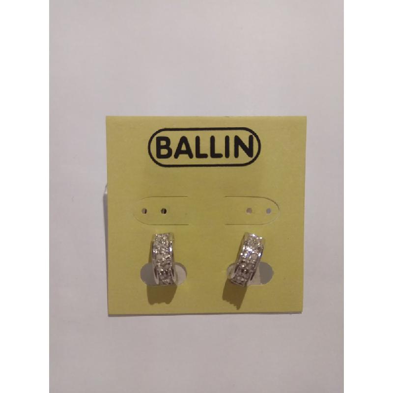 Ballin Women Earing GD-E16123S Silver