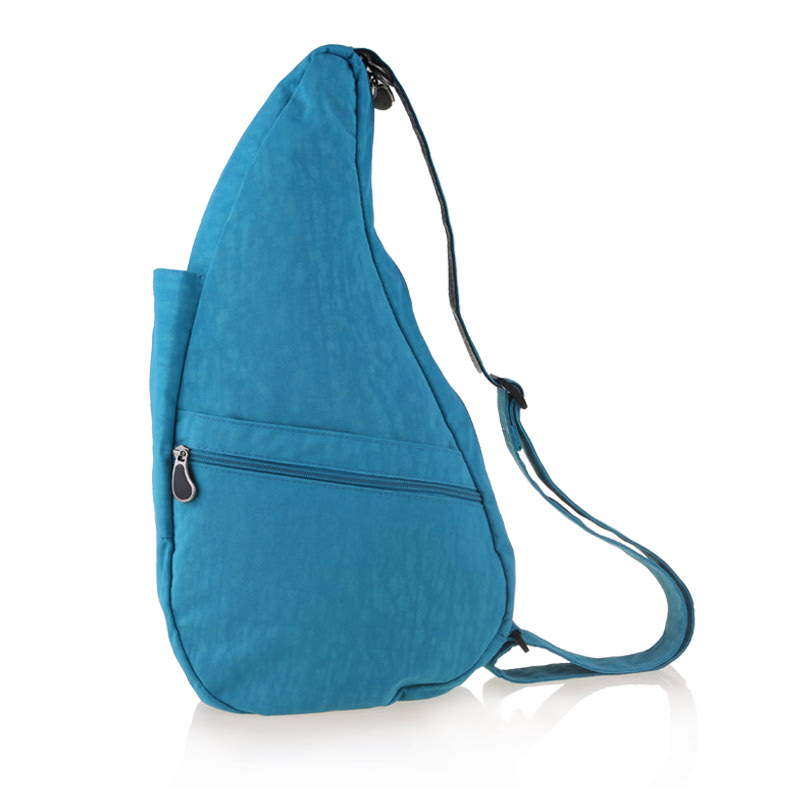 Healthy Back Bag Textured Nylon 6103-Teal
