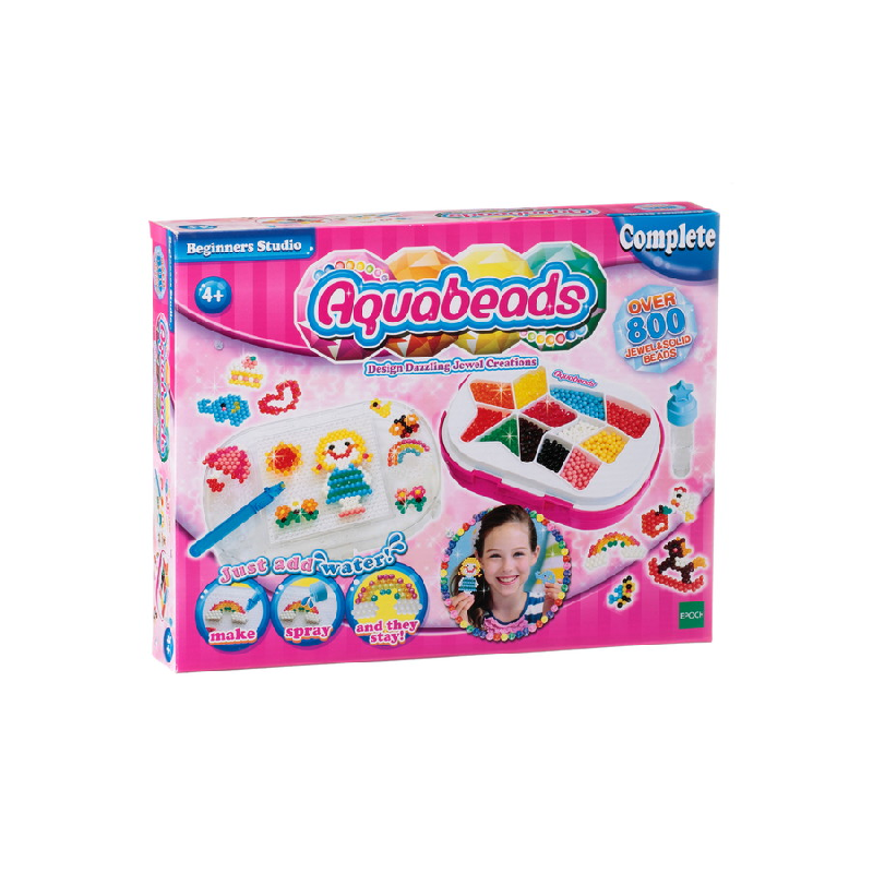 Aquabeads Beginners Studio TEAQ791080