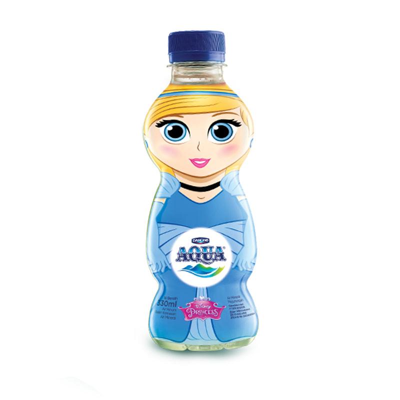 Aqua Air Mineral Kids Princess 330 Ml