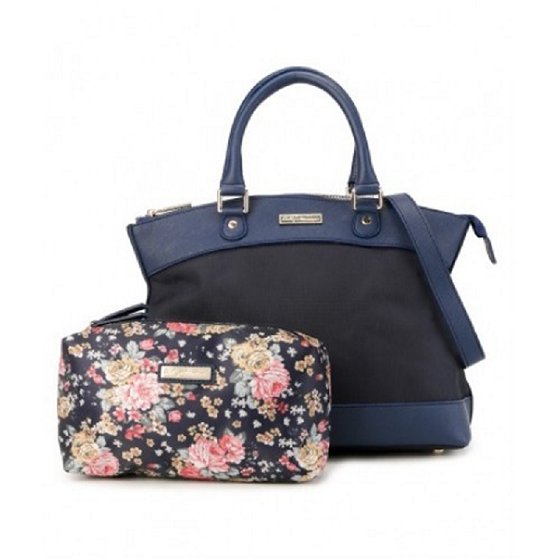 Phillipe Jourdan Cindy Tote Bag Blue