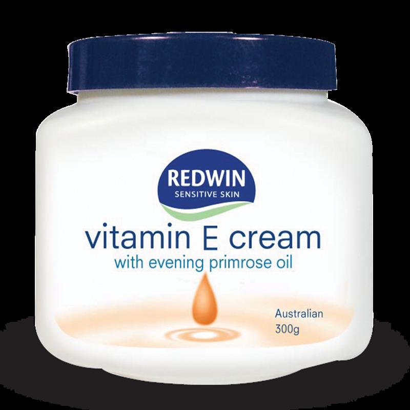 Vitamin E Cream with  Evening Primrose Oil