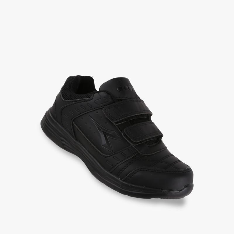 Diadora Gaetan Kid Sneakers Shoes Black