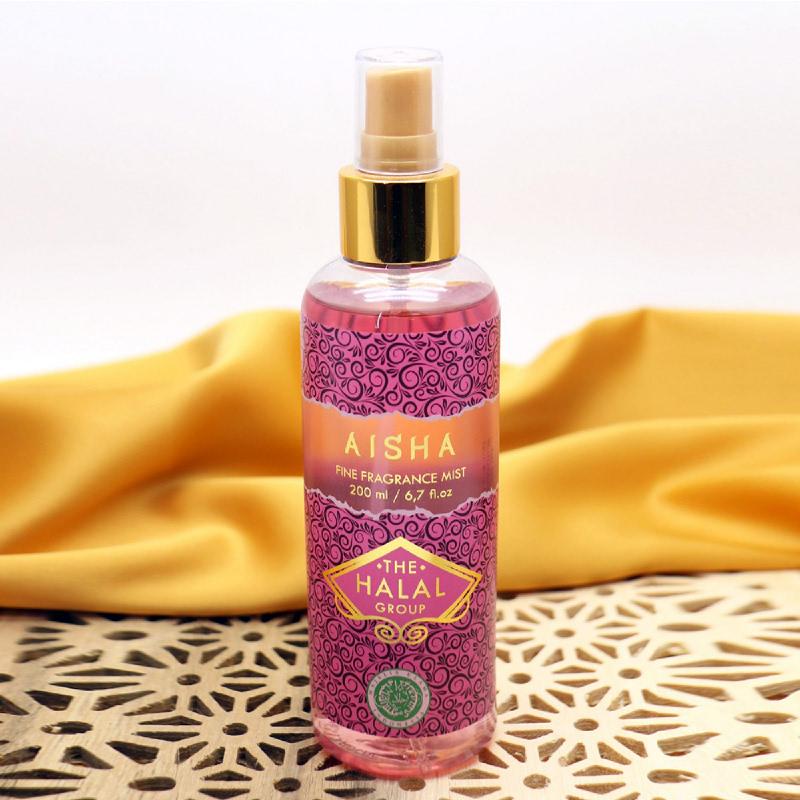 The Halal Group Fine Fragrance Mist Aisha 200ml