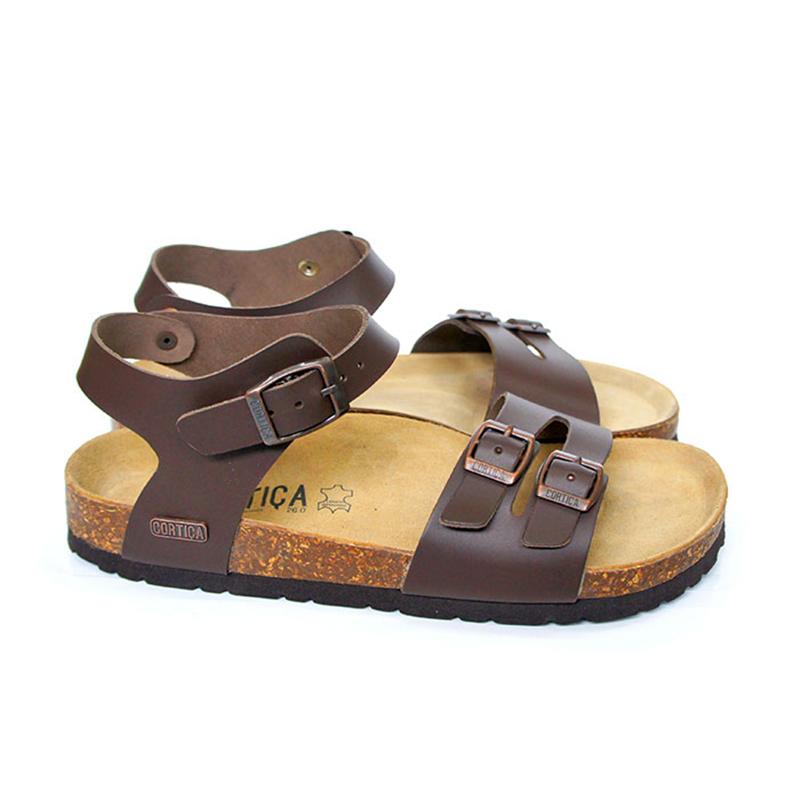Cortica Tegua Sandals CM-3003 Dark Brown