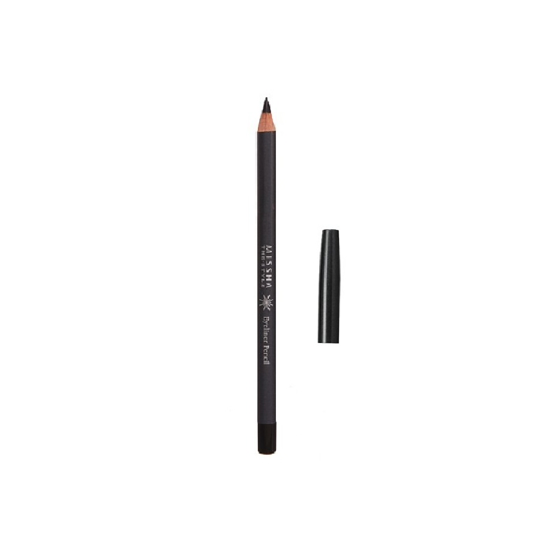 Missha The Style Eyeliner Pencil (black) - New