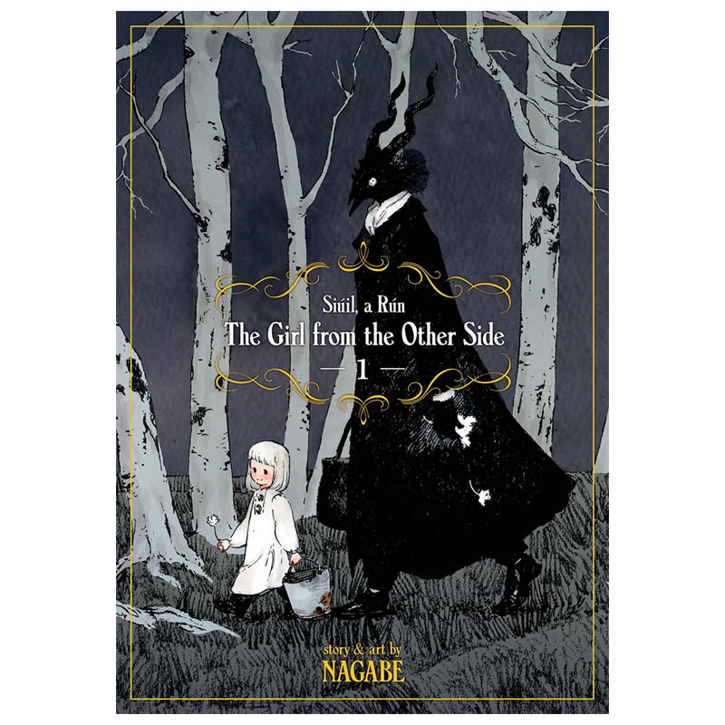 The Girl from the Other Side Siuil, a Run Vol. 1