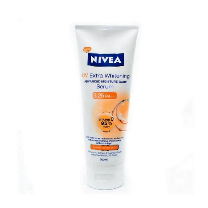 Nivea Body White Serum 200Ml