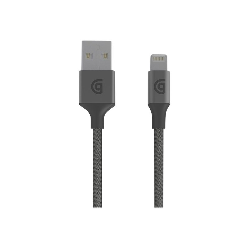 USB to Lightning Cable, Premium, 10ft, Gray (GC43438)