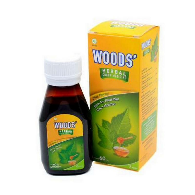 Woods Herbal 60 ml