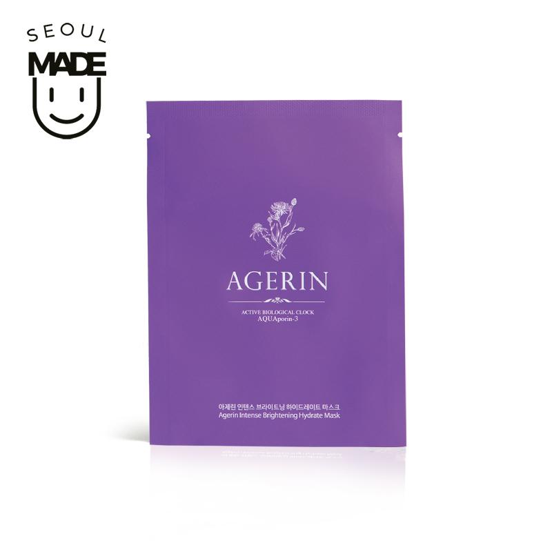 Agerin Intense Brightening Hydrate Mask (1 pcs)