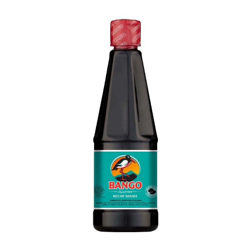 Bango Kecap Manis Botol 275 ml
