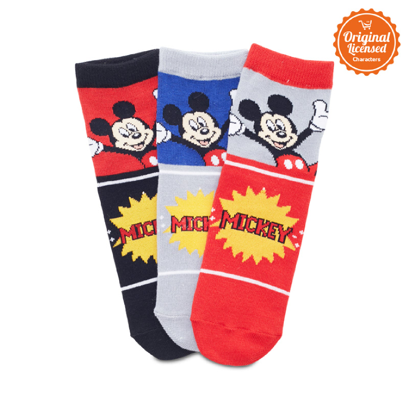 Mickey and Friends Sock Kids 5-8 Tahun NM6GA013