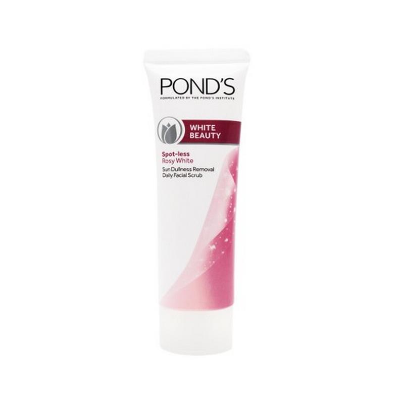 Ponds White Beauty Sun Dullness Facial Scrub 50 g