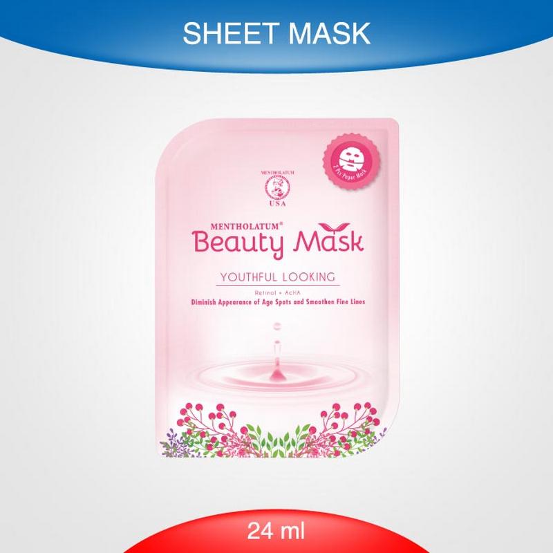Beauty Mask Youthfull Looking 24 Ml