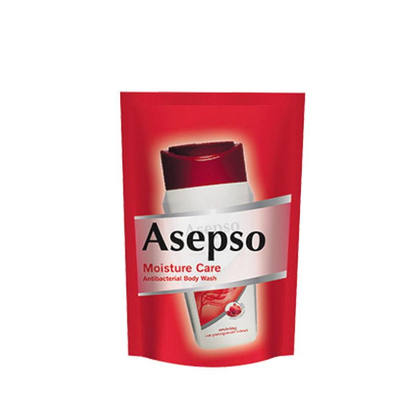Asepso Bw Moisture Care Reff 450Ml