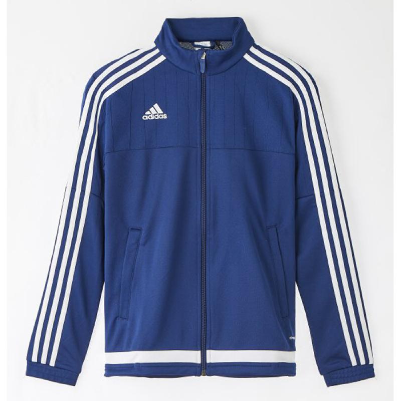 Adidas Women Training Jacket - Dark Blue