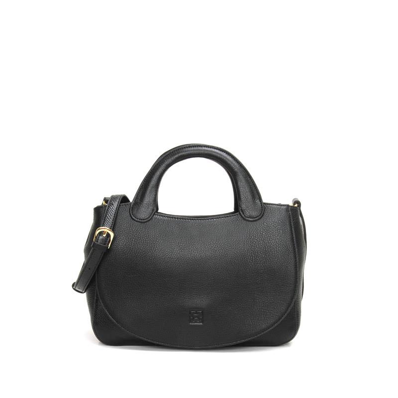 Gobelini T. Minato Satchel Bag Black