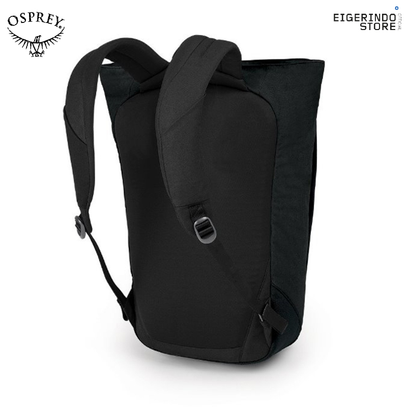 Osprey Arcane Large Top Zip - Black