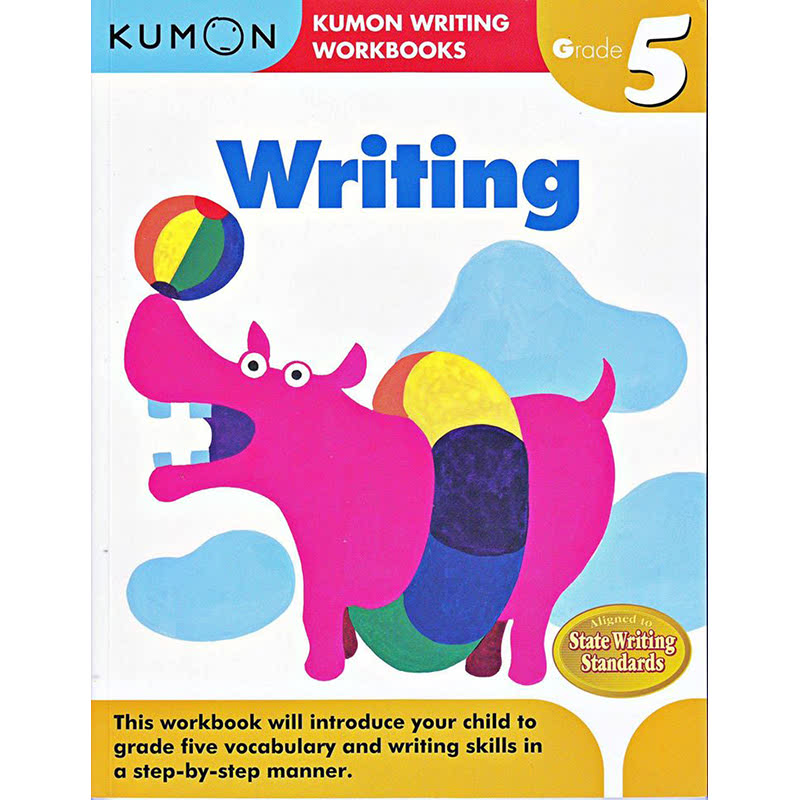 Kumon Grade 5 Writing