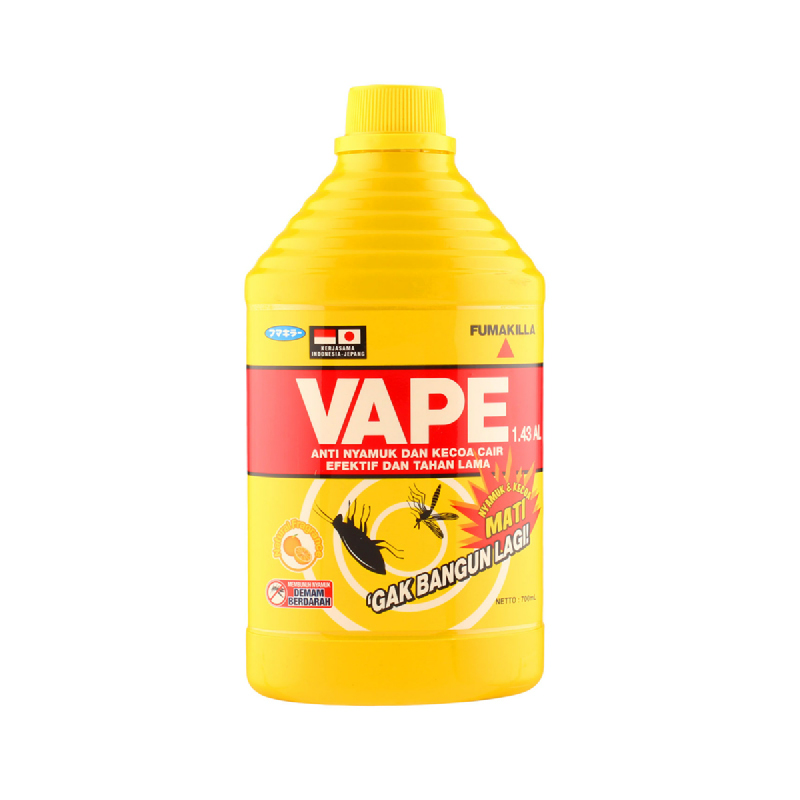 Vape Insecticide Liquid Botol 700 Ml