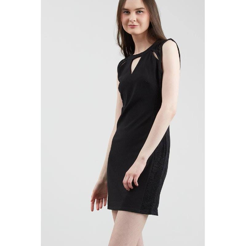 Francois Sonthof Dress in Black