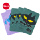 Paul Frank Mask Sheet Charcoal Detoxifying Serum 23ml (3pcs) + Lavender Silky-Soft & Relaxing Serum 23ml (2pcs)