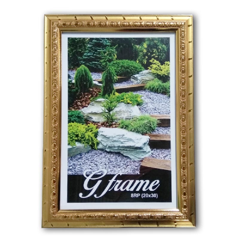 Photo Frame FS01 8R Gold