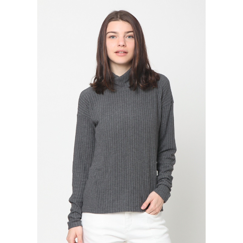 Heart And Feel Sunday Morning Sweater Grey