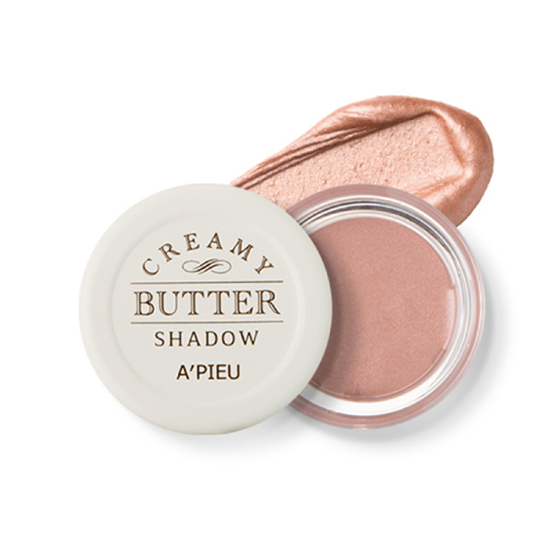 Apieu Creamy Butter Shadow - No.2 Ginger Rose
