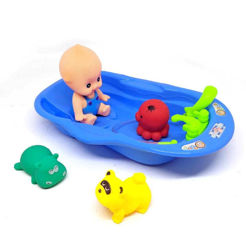 Ocean Toy Mainan Anak Bak Mandi Bayi Baby Bath Tube 135D-2