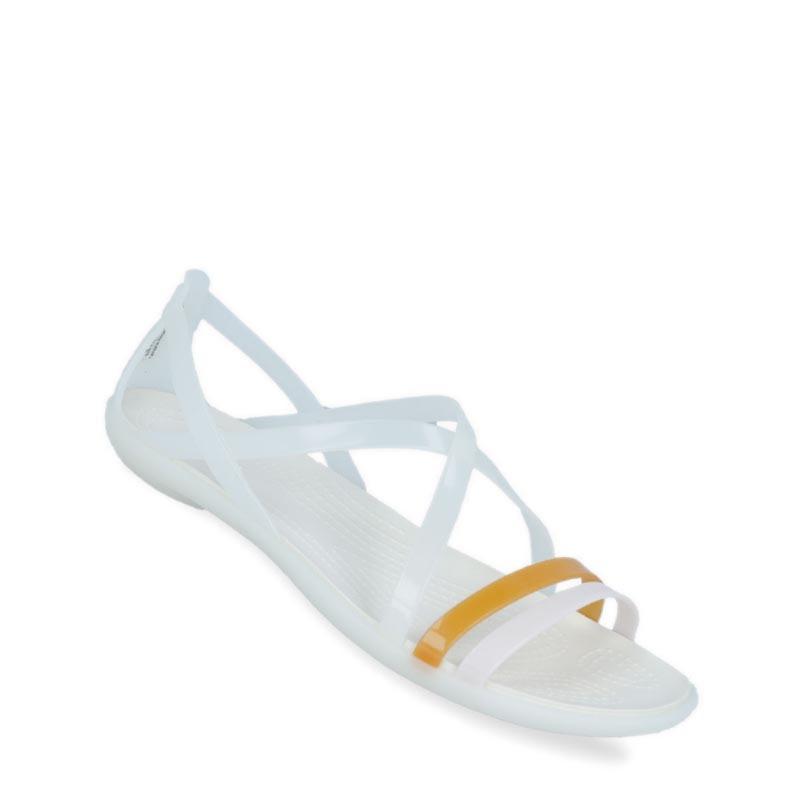 Crocs Isabella Strappy Sand Women Sandal White