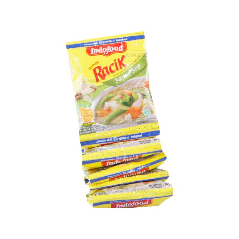 Bumbu Racik Indofood Sayur Sop Renceng (1 renceng isi 10 pcs)