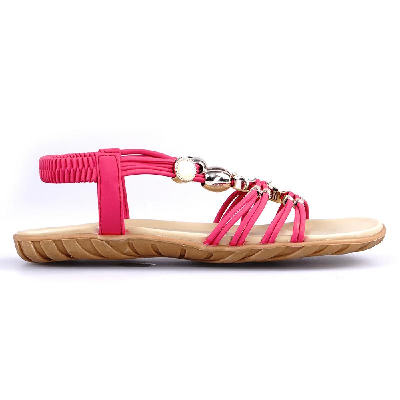 Ghirardelli Sandals Charlize Red