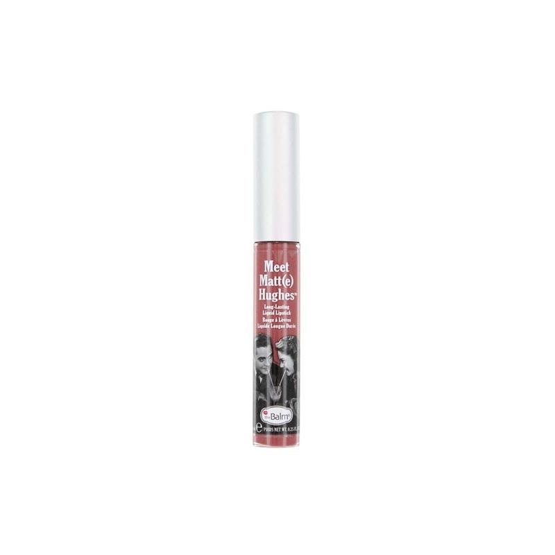 The Balm Meet Matt(e) Hughes Long Lasting Liquid Lipstick Sincere