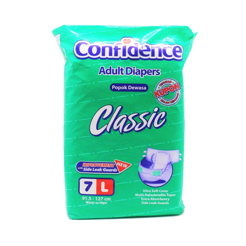 CONFIDENCE ADULT CLASSIC L7S