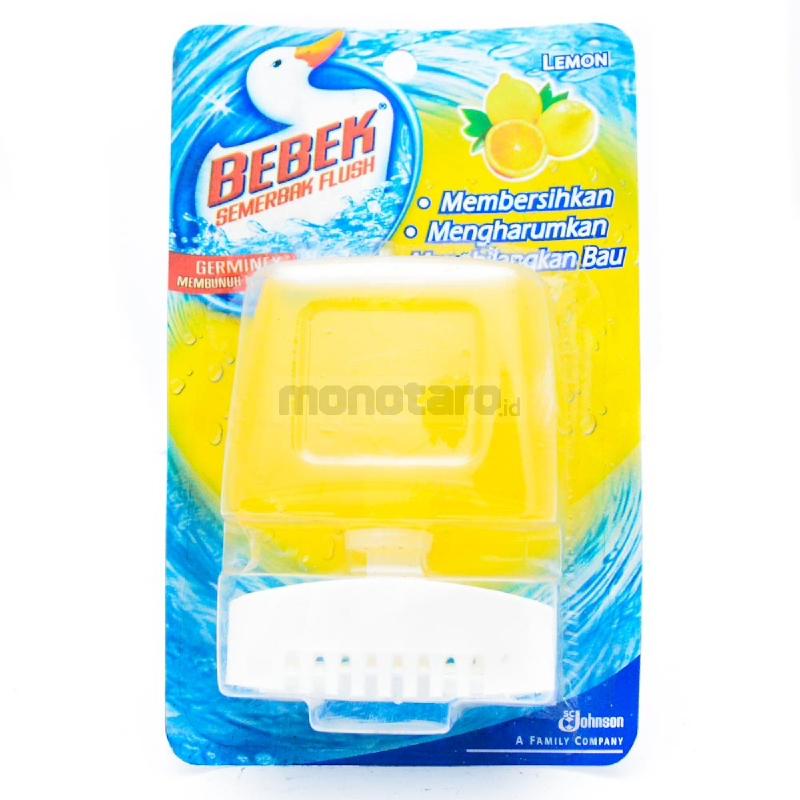 Bebek Semerbak Flush Lemon Regular 50Ml