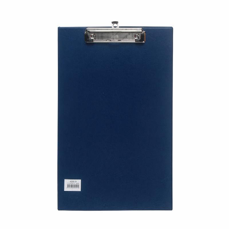 Bantex Clipboard Folio Blue -4205 01