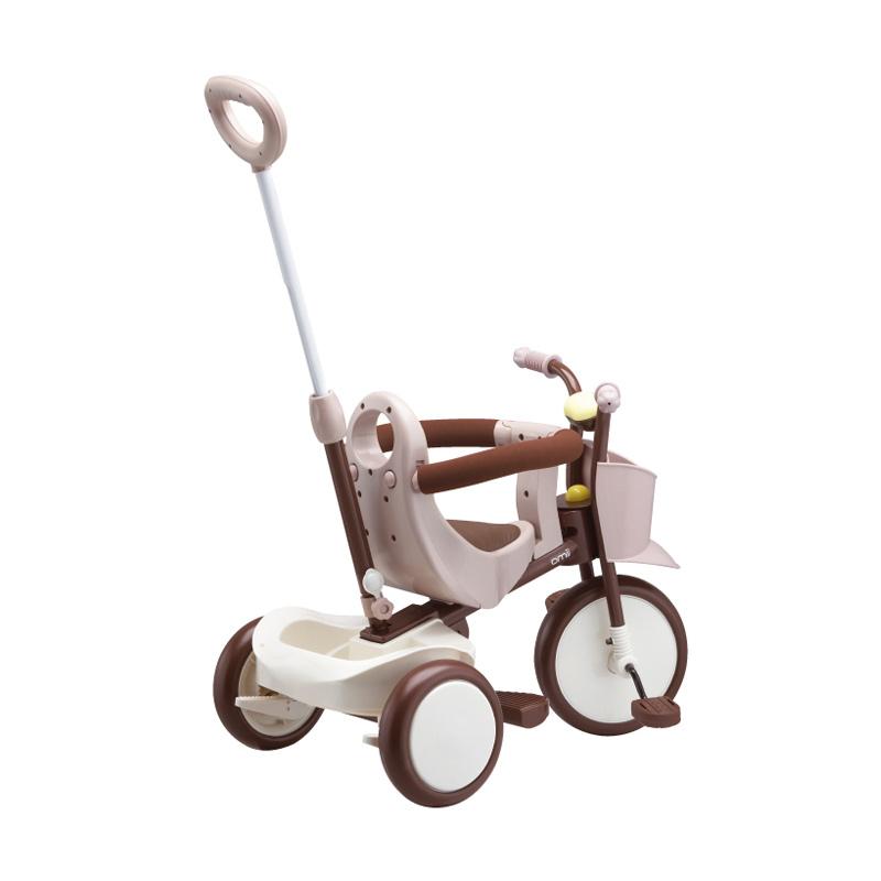 IIMO 01 Mainan Anak - Brown Brown