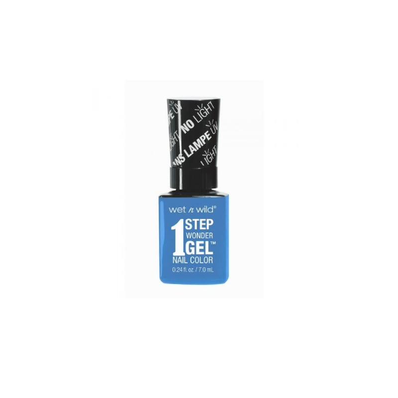 1 Step Wonder Gel Nail Color Peri-wink-le of an Eye