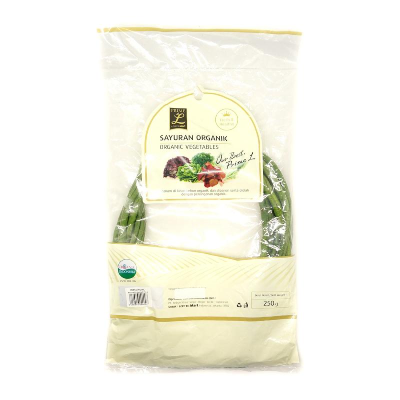 Prime L Organic Kacang Panjang 250 G