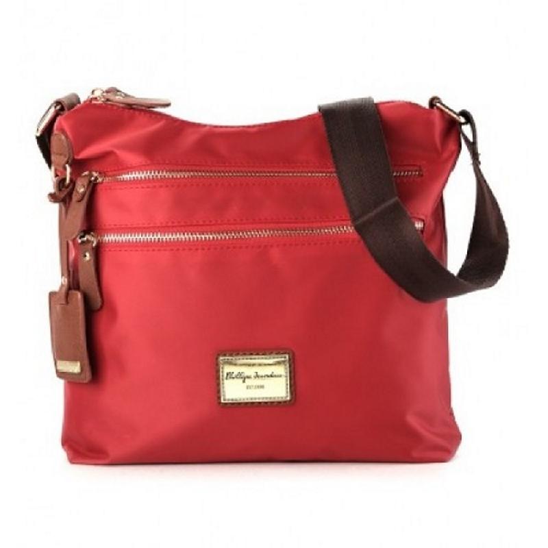 Phillipe Jourdan Helga Sling Bag Red