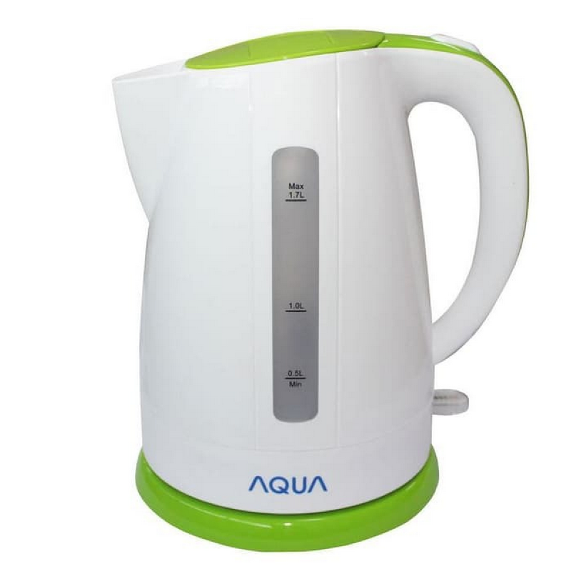 Aqua Kettle Listrik 800W 1.7L