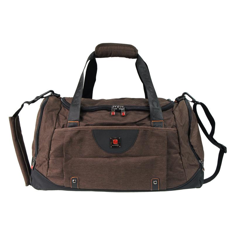 Polo Classic Travel Bag J1012-34 Coffee