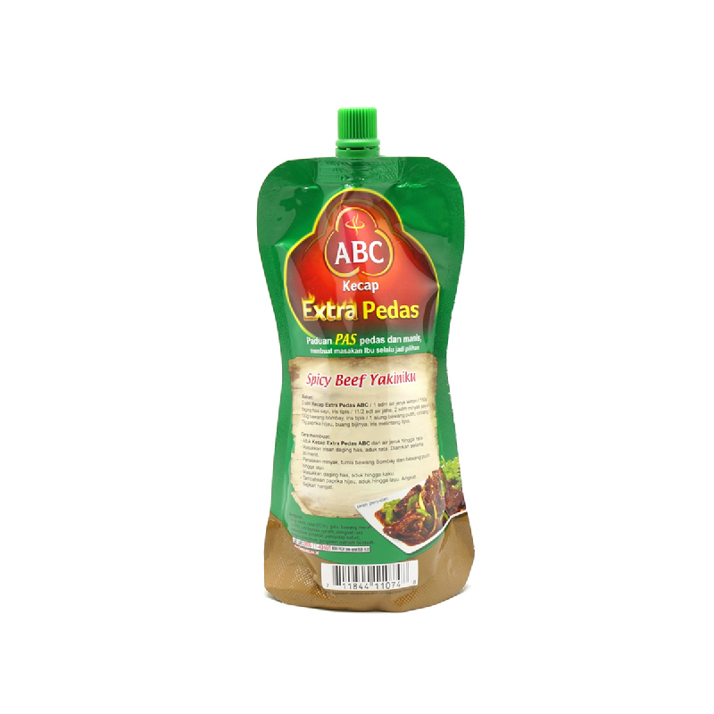 Abc Kecap Extra Hot 400G