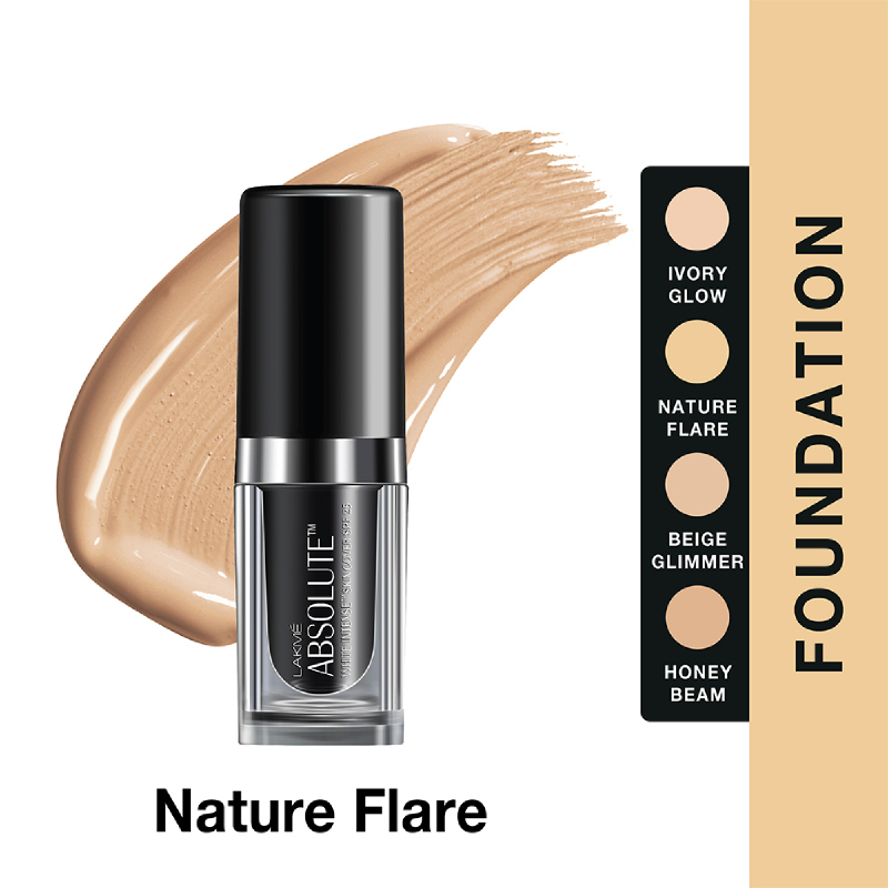 Lakme Absolute Reinvent Illuminating Foundation - Natural Flare