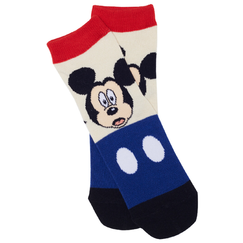 Mickey and Friends Sock Kids 2-4 Tahun NM8GA007