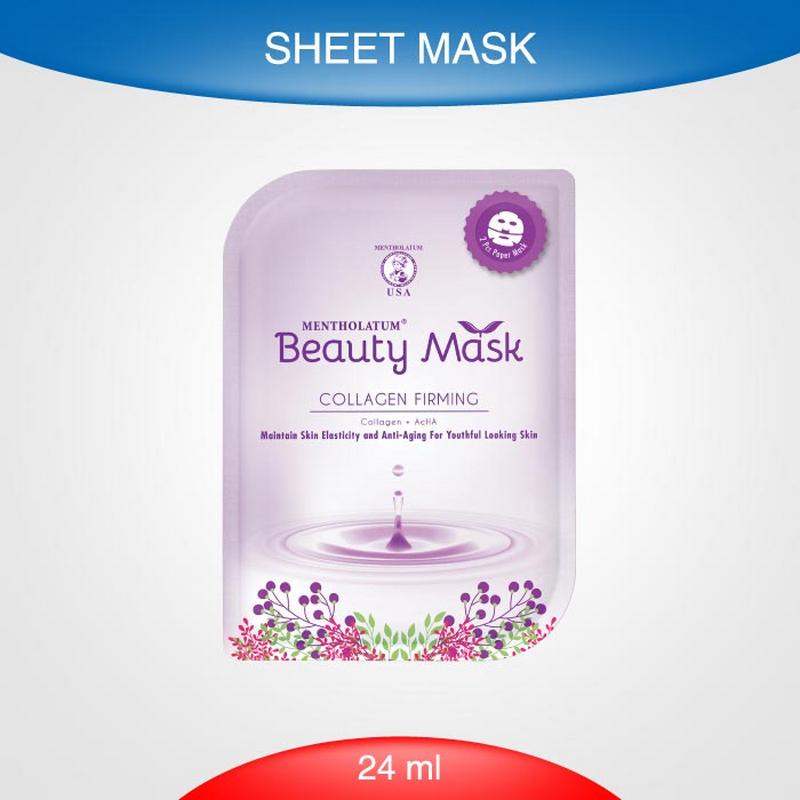 Beauty Mask Collagen Firming 24 Ml