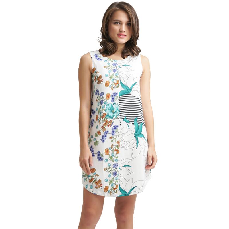 Minimal Contessa Slvless Dress CONTESSA COMBO