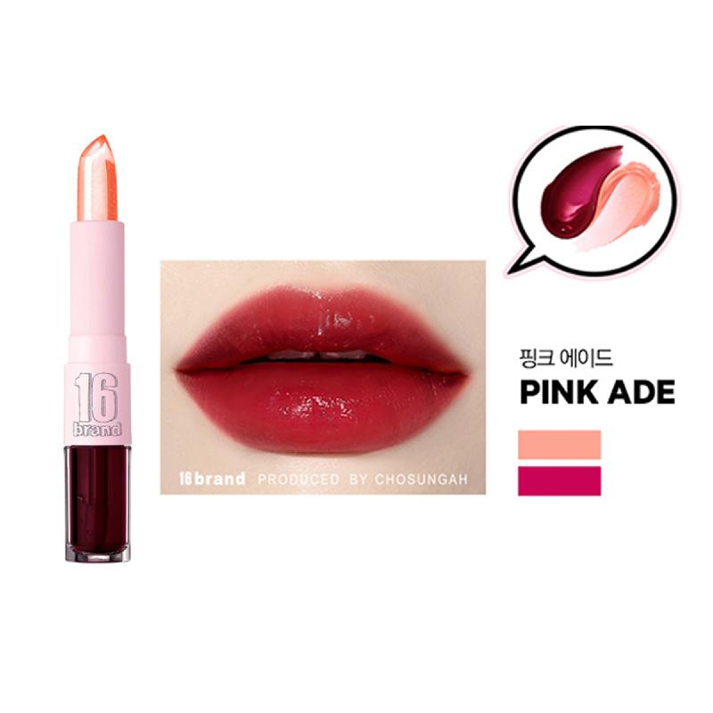 16brand Sixteen T&G - Pink Ade